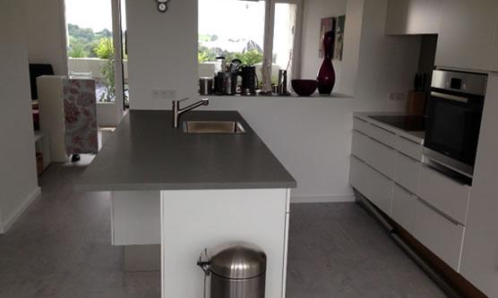Küchenoberflächen granitarbeitsplatten moderne granitarbeitsplatten
